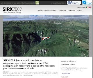 sirx 2009