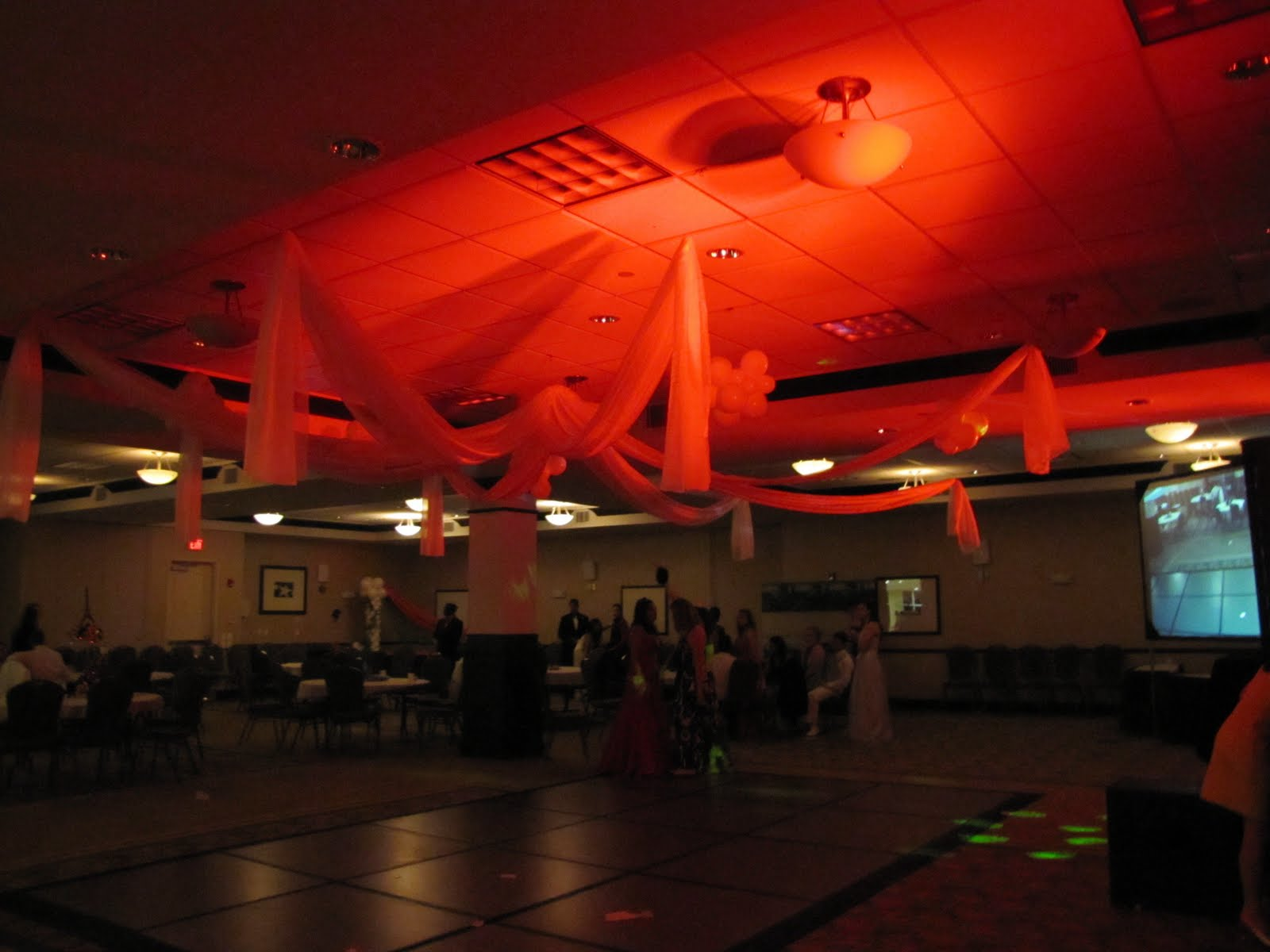 Party People Event Decorating Company Mulberry High