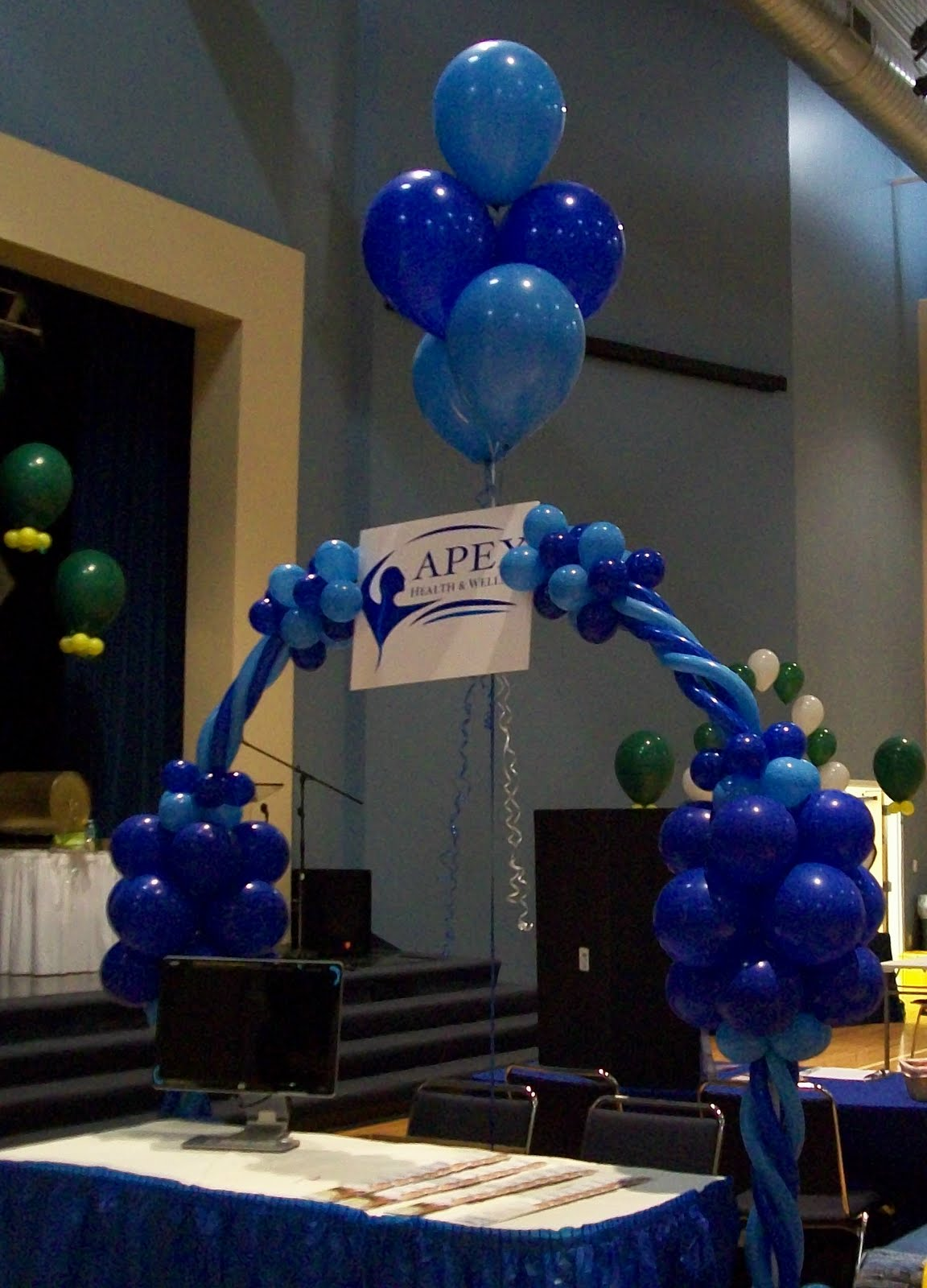 Party People Event Decorating Company Polk County School