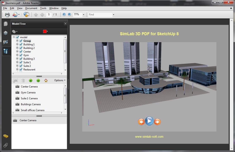 google sketchup 8 1 t l charger en ligne. Black Bedroom Furniture Sets. Home Design Ideas