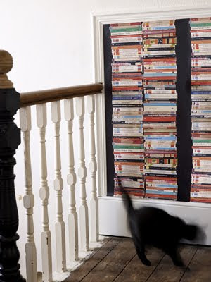 Il mio carnet di viaggio un mondo di libri 2 parte for Carta parati libri