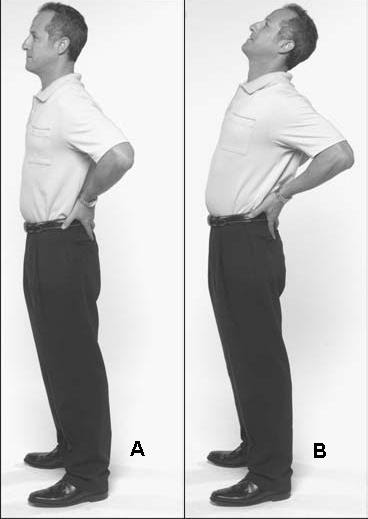 Stretching Tips And Guide Standing Abdominal Stretch