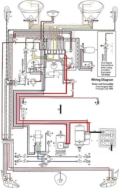 porsche 356 wiring diagram ear piercing oficina zl: artigos técnicos,diagramas elétricos....
