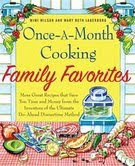 Once a Month Cooking Family Favorites free giveaway