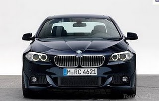 Review Auto 2011 Bmw Car Types 5 Series Picture