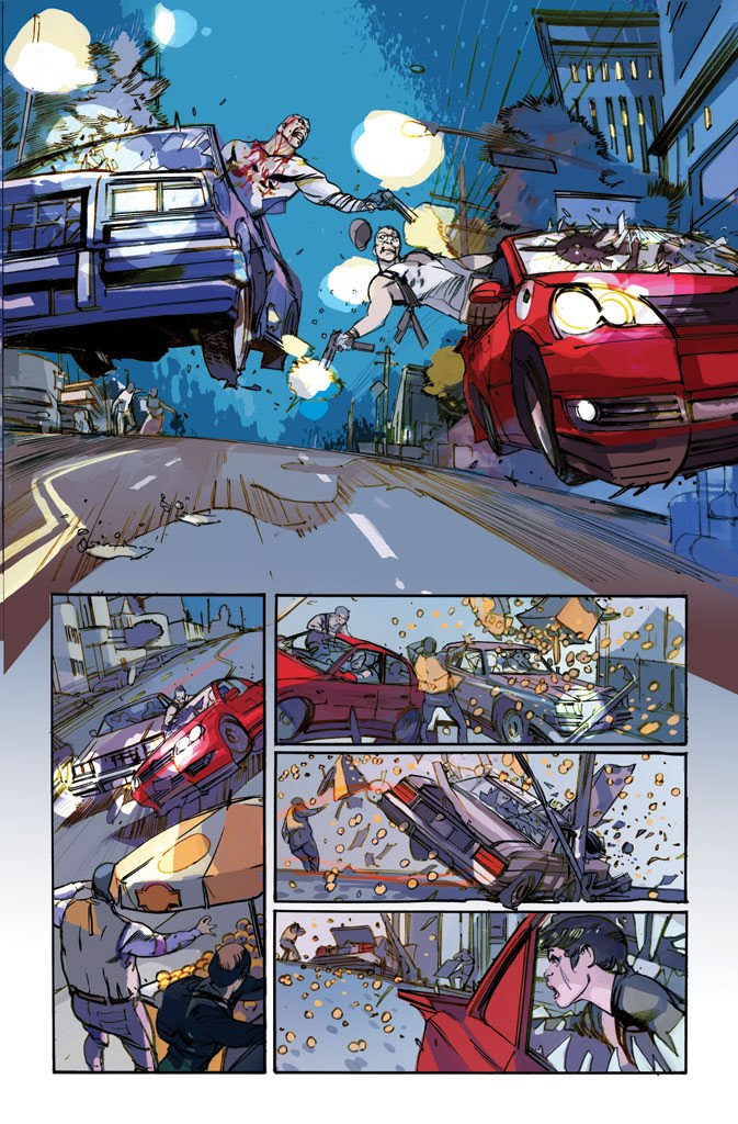 Last Days Of American Crime 3 Greg Tocchini Space In Text