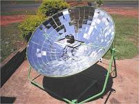 Calentador De Agua Hornos Solares