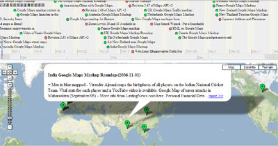 Maps Mania: TimeMap & Other Timelines