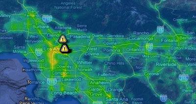 Maps Mania: America's Dangerous Roads on Google Maps