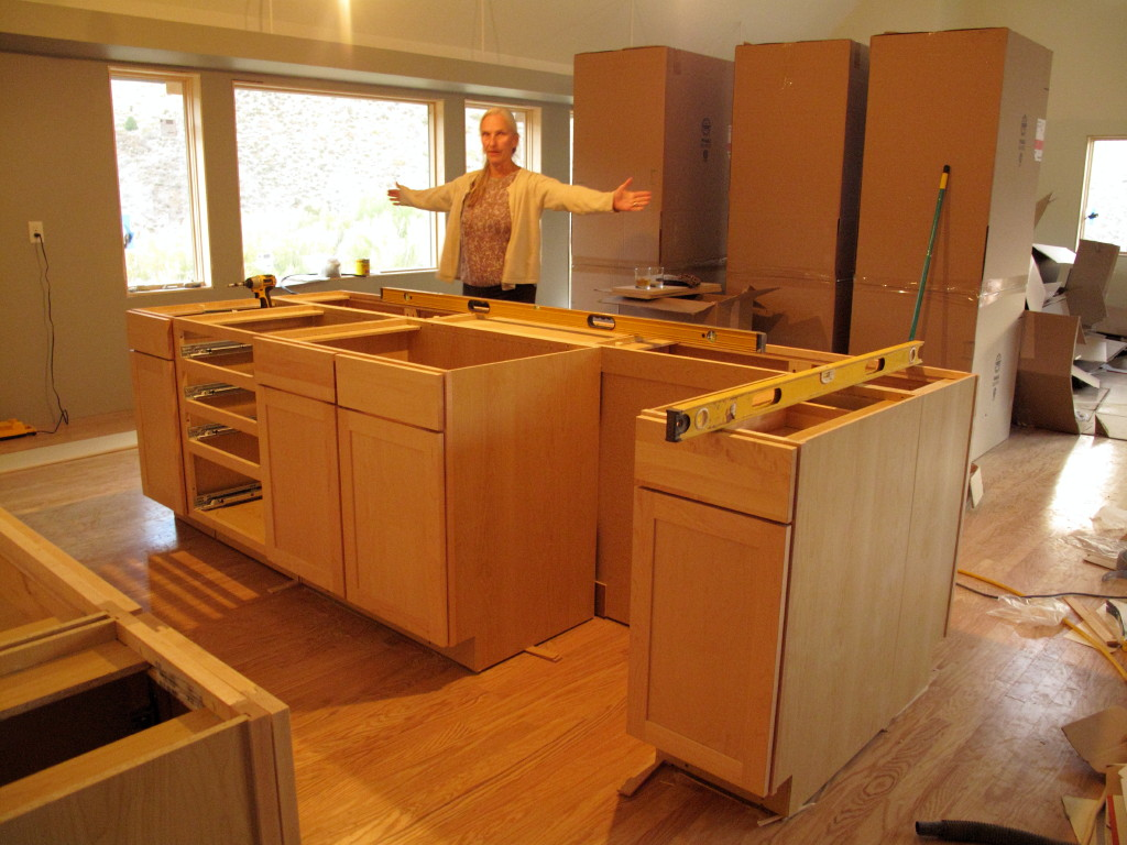 maple cabinets with a plain shaker style door the sink and dishwasher