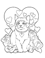 free valentine coloring pictures to print off | Coloring Pages ... | 200x154