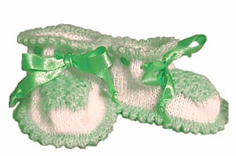 мам и бабушек - вяжем пинетки спицами, вязание крючком японские модели.