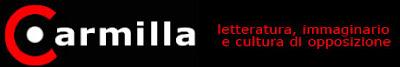 Logo Carmilla On Line...dibattito letterario e politico