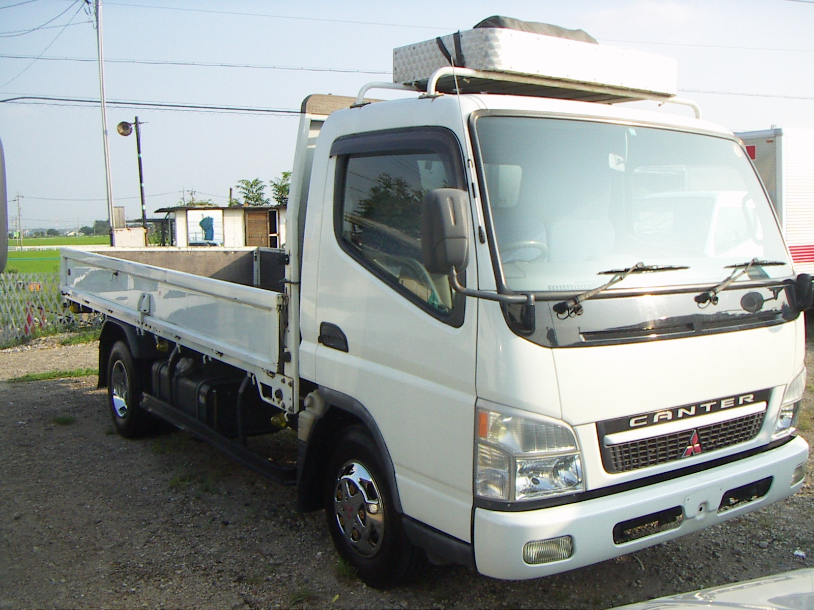 The 7th Generation Fuso Canter equipped with Euro-2 compliant 4D34 engine  is still in the MPIC production lines but a newer 8th Generation is coming  to the ...