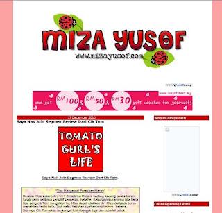 blog miza yusof