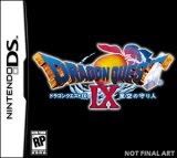 Dragon Quest IX, Sentinels of the Starry Skies, nintendo, ds, box, art, image