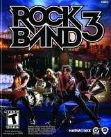 Rock Band 3, game, box, art, xbox, wii, ps3, music