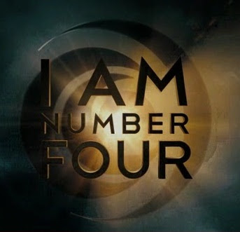 I Am Number Four, movie, screen, logo