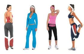 evolucion moda deportiva adidas mujer