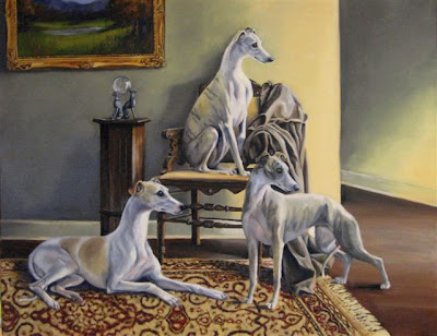 News From Southern Wind Studio Today S Work On Whippet