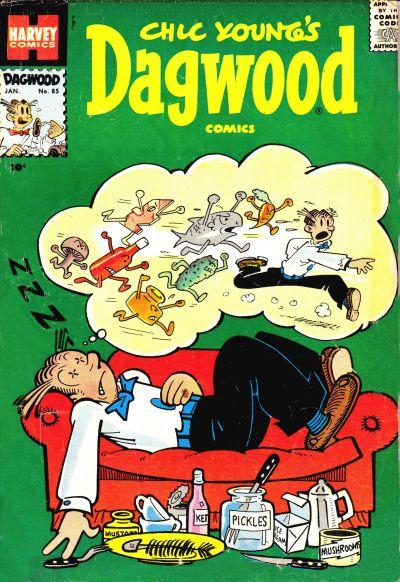 Rip Jagger's Dojo: Dagwood Dreams!