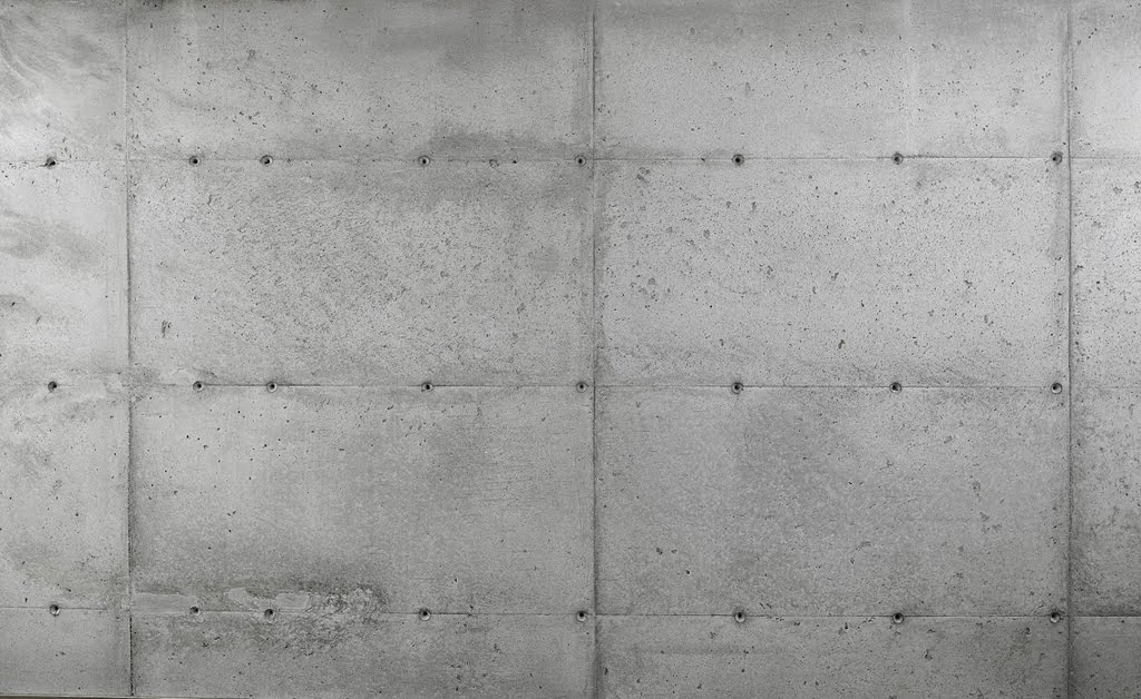 Relatively NEW FORM FINISHED CONCRETE WALL DY07