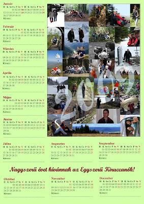 2009 januári naptár Egyszerű Kiruccanók: Naptár 2009 2009 januári naptár