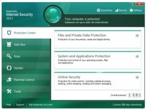 Anti Virus Kaspersky Internet Security (KIS) 2011