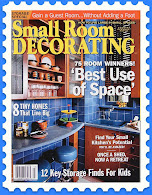 Small Room Decorating ~ November 2006