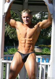 stories muscle growth Gay