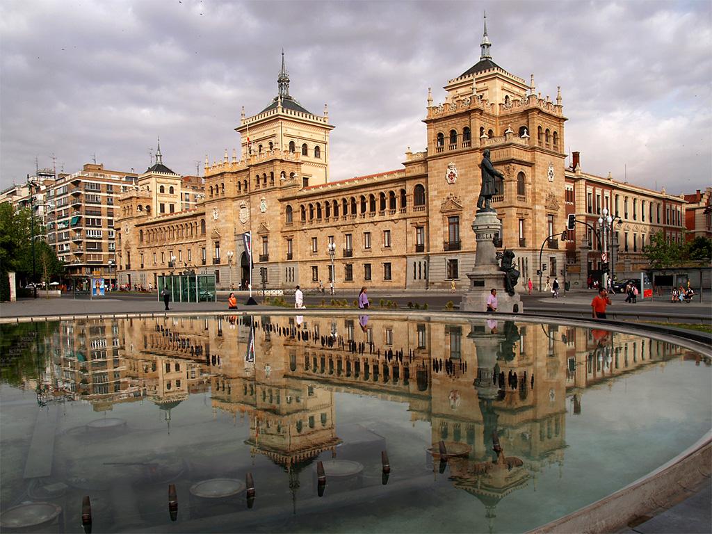 Plaza Zorrilla Foto