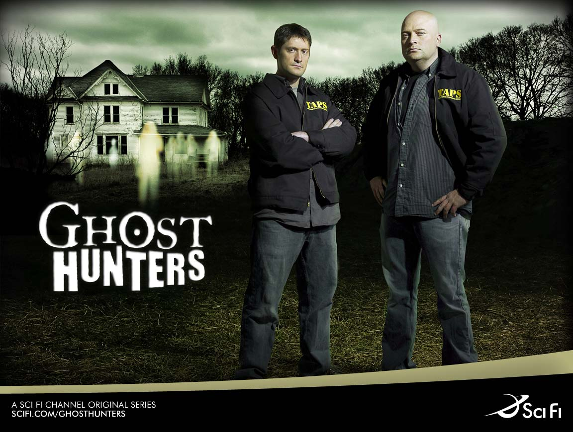 Ghost Hunters Season 1 movie