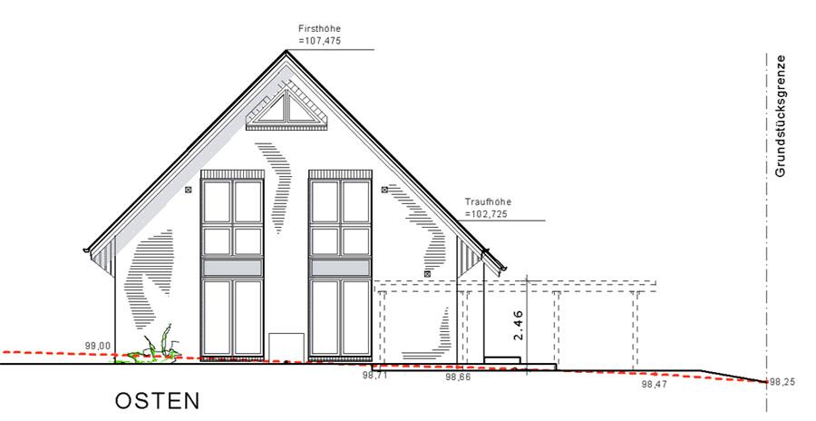 baualarm bei rina und paddy m rz 2010. Black Bedroom Furniture Sets. Home Design Ideas