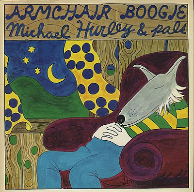 Rainy and the Days: Michael Hurley - Armchair Boogie (1971)