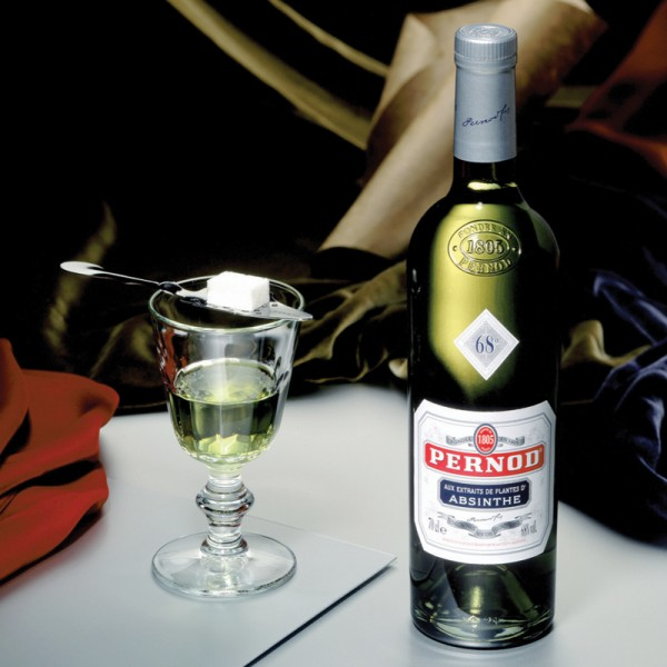 Forays of a Finance Foodie: Pernod Absinthe Taste Tour of