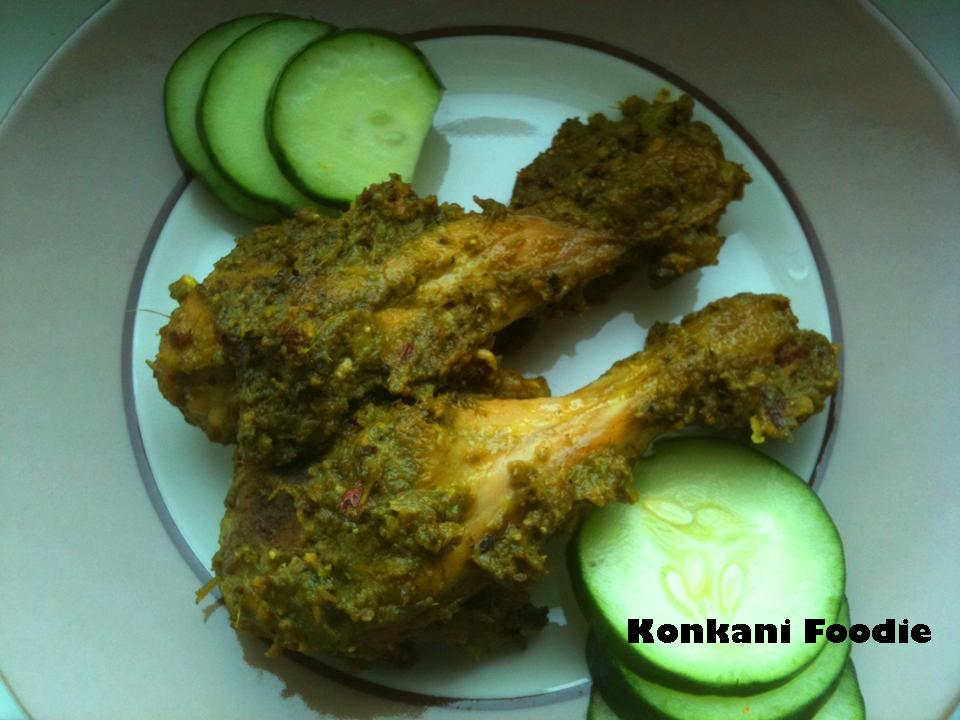 Konkani foodie chicken cafreal a goan portuguese delicacy chicken cafreal a goan portuguese delicacy forumfinder Image collections