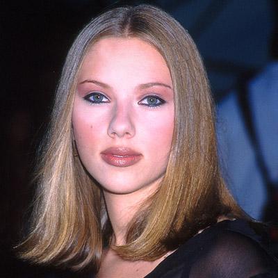 Scarlett Johansson  2001