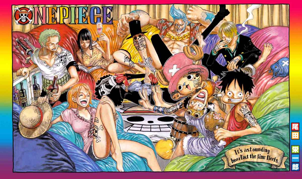 OP 00b One Piece 595   Sanji