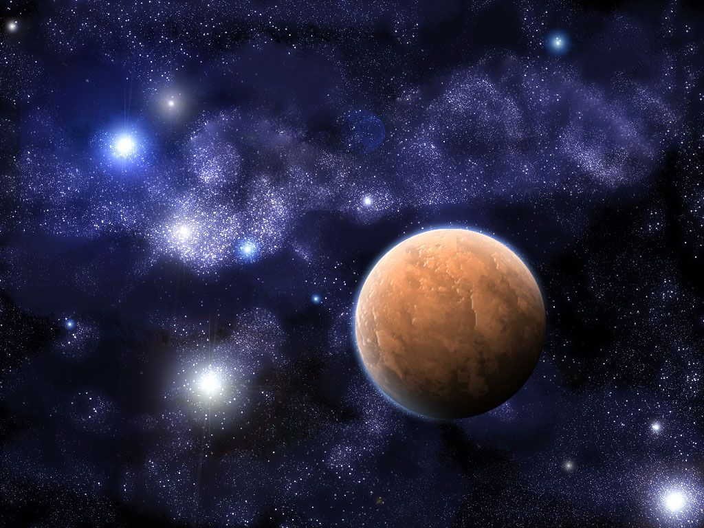 Difference Between Planets and Stars - Pics about space