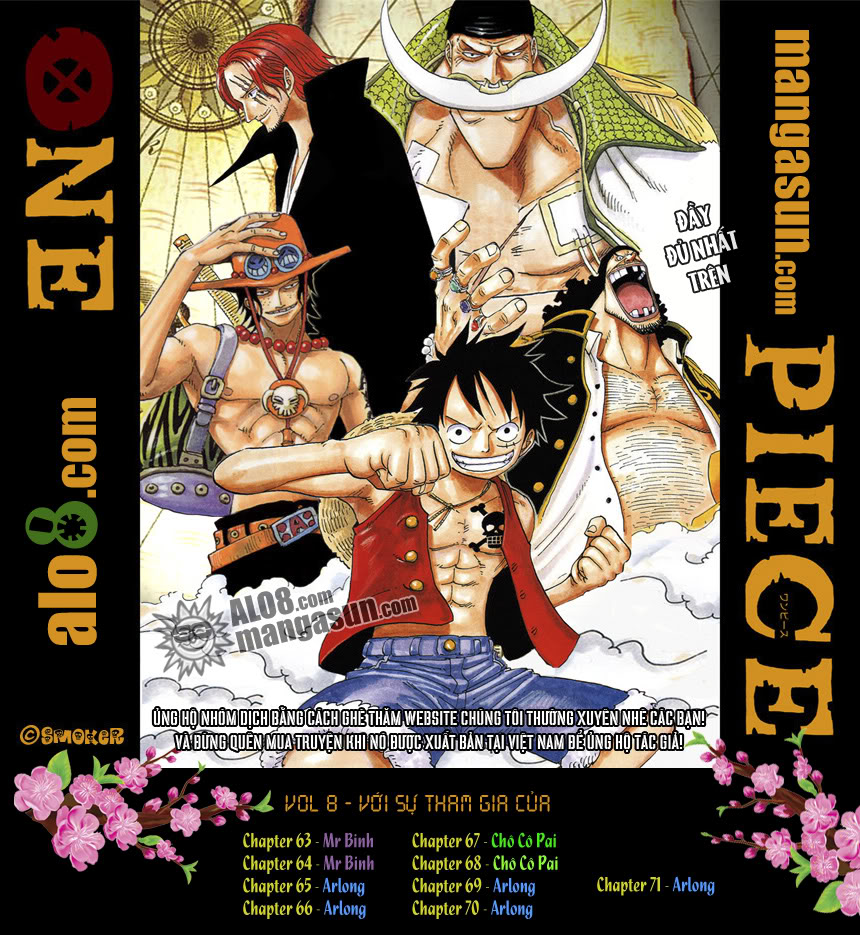One Piece Chap 70