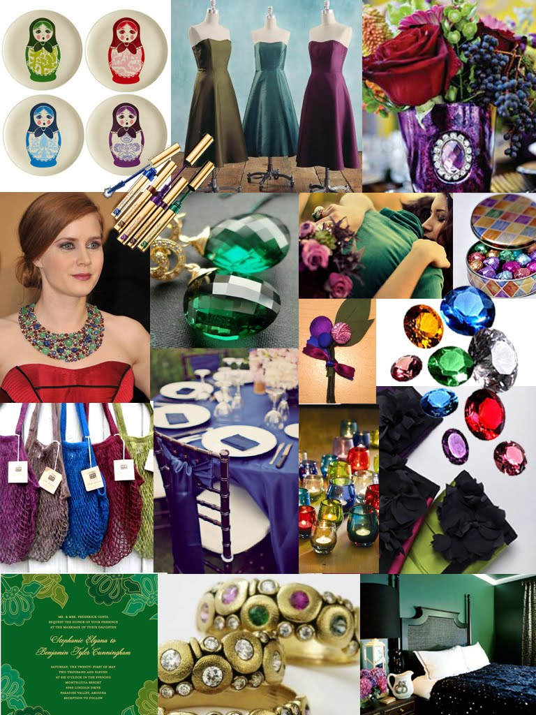 Paper doll romance 08 01 2010 09 01 2010 - What are jewel tones ...