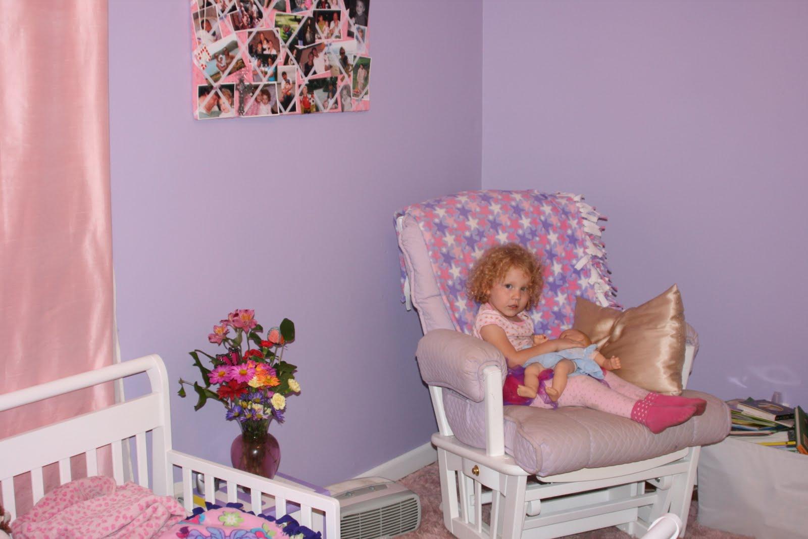Roseville Redlins Purple
