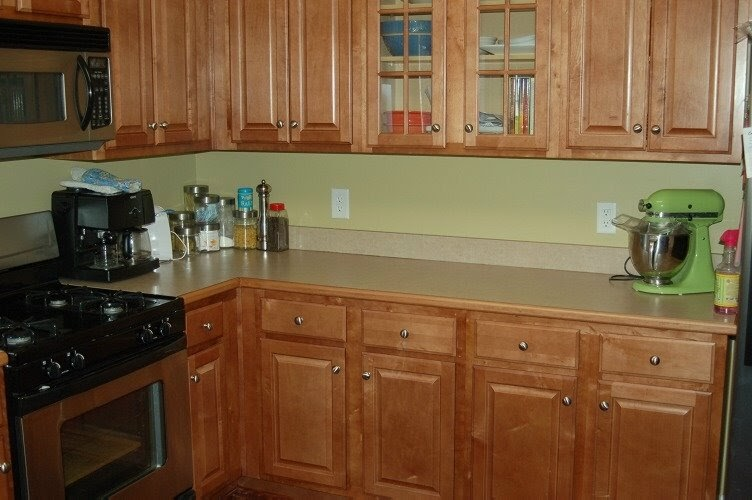 A Kitchen With Vintage Character: Creating Character: Kitchen.... Check