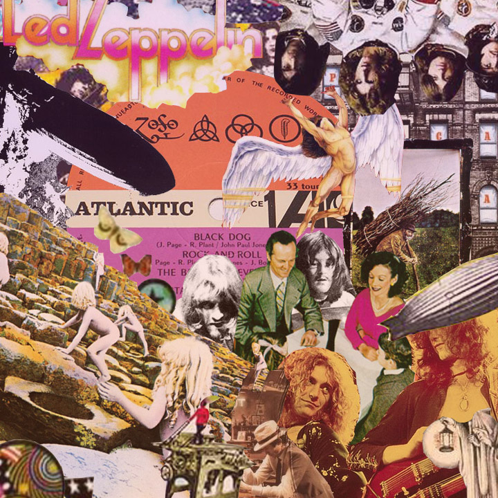 ***Classic Rock Done Right***: Collage 8