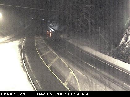 Unknown Victoria: Malahat Traffic Online