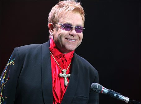 With you john james Elton dick due
