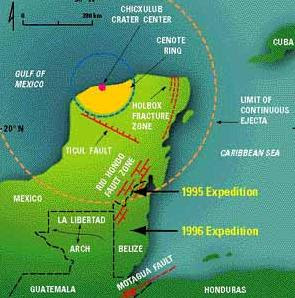 Doomsday: Chicxulub Crater