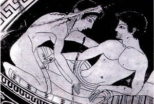 Homosexuality in ancient greece was