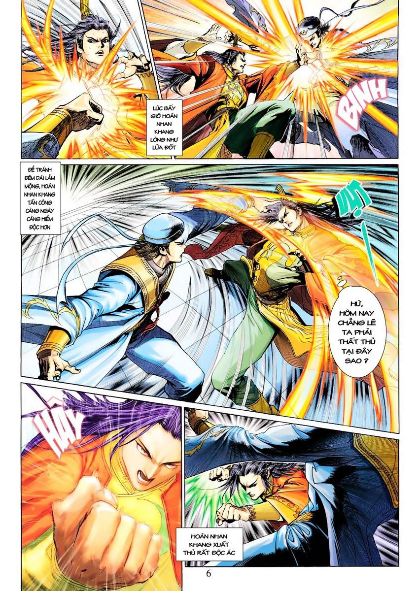 Anh Hùng Xạ Điêu anh hùng xạ đêu chap 28 trang 6