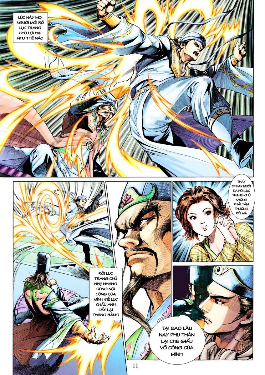 Anh Hùng Xạ Điêu anh hùng xạ đêu chap 28 trang 11